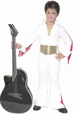 Child's 50's Rock Star Costume