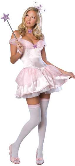 Wizard of Oz Sexy Glinda The Good Witch Costume