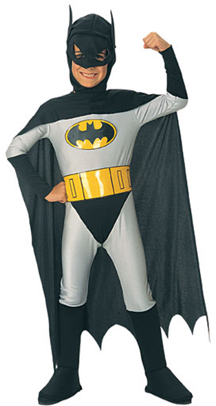 Child's Batman Costume