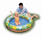 Animal Fun Inflatable Kiddie Pool