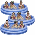 Crystal Blue Kiddie Pools