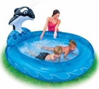 Inflatable Spray N Splash Kiddie Pool