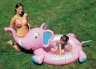 Jumbo the Elephant Spray Kiddie Pool