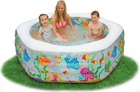 Ocean Reef Inflatable Kiddie Pool
