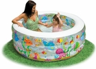 Aquarium Inflatable Kiddie Pool