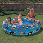 Coral Fish Kiddie Pool