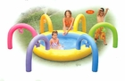 Crawl N Spray Inflatable Kiddie Pool