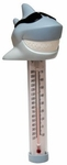 Surfing Shark Floating Pool Thermometer