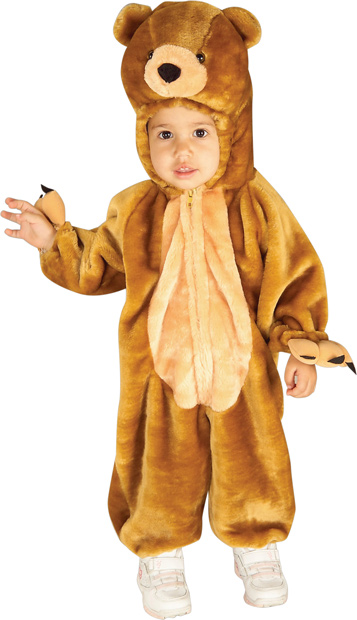 Child's Deluxe Teddy Bear Costume