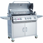 Bull Brahma BBQ Cart Natural Gas