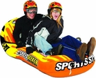 Double Rider Sportsstuff Speedseeker Snow Tube Sled
