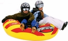 Sportsstuff Air Flyer Double Rider Inflatable Snow Tube