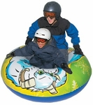 "54"" Uncle Bob's Yeti 2-Person Snow Tube"