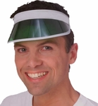 Green Tinted Poker Head Visor