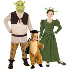 Dreamworks Character Costumes