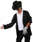 Billie Jean Black Sequin Jacket