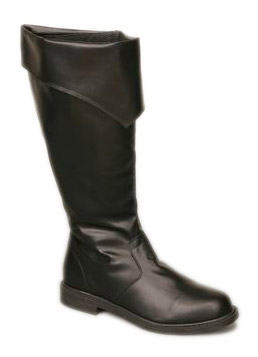 Men's Deluxe Tall Pirate Boots