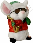 Christmas Dancing & Singing Mouse