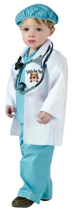 Little Pet Vet Costume