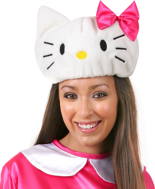 Japanese Cat Costume Hat