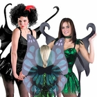 Black Costume Wings
