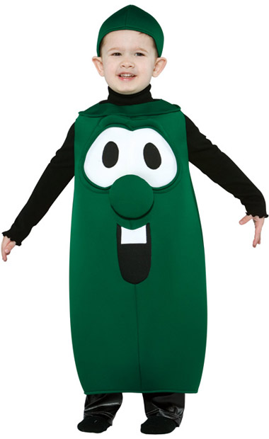 Toddler Larry the Cucumber VeggieTales Costume
