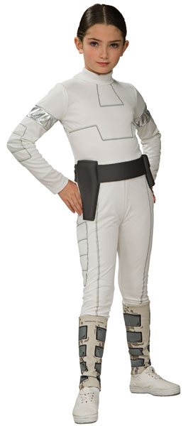 Child's Star Wars Padme Amidala Costume