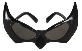 Bat Eye Glasses