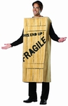 Christmas Story Movie Fragile Crate Costume