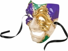 Mardi Gras Full Face Mask
