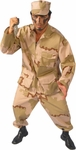 Adult Army Jumpsuit Costume
