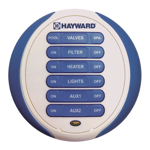 Hayward E-Command Wireless Remote Spa Side