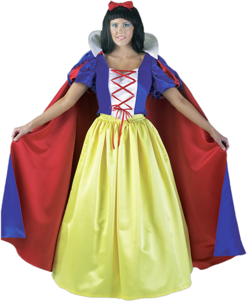 Quality Women's Snow White Costume