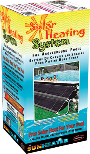 Small Solar Panel Pool Heater