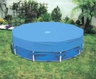 10 Ft  Cover for Intex Type Frame Pools
