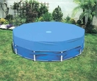 12 Ft  Cover for Intex Type Frame Pools
