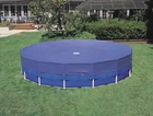 24 Ft  Cover for Intex Type Frame Pools