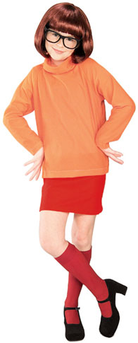 Child's Velma Costume