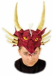 Child's Fire Dragon Hat
