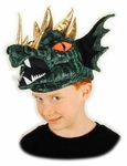 Child's Sea Dragon Hat