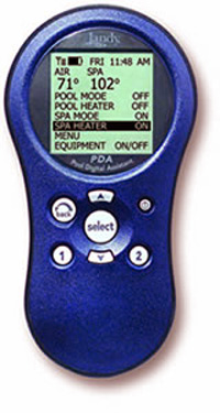 Jandy PDA Replacement Remote