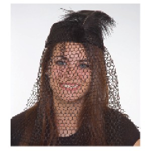 Kate Middleton Princess Black Hat