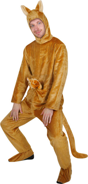 Adult Kangaroo Costume