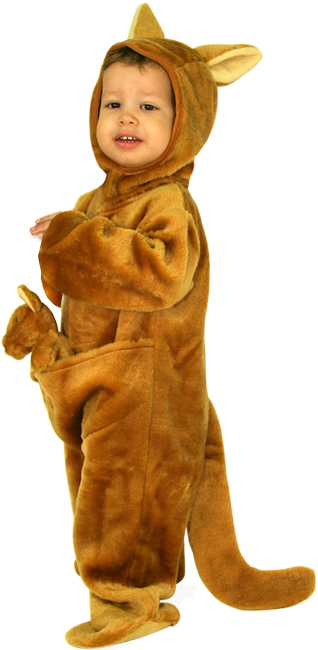 Child's Kangaroo Costume