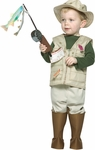 Toddler Future Fisherman Costume