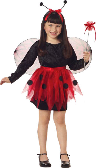 Child's Precious Ladybug Costume