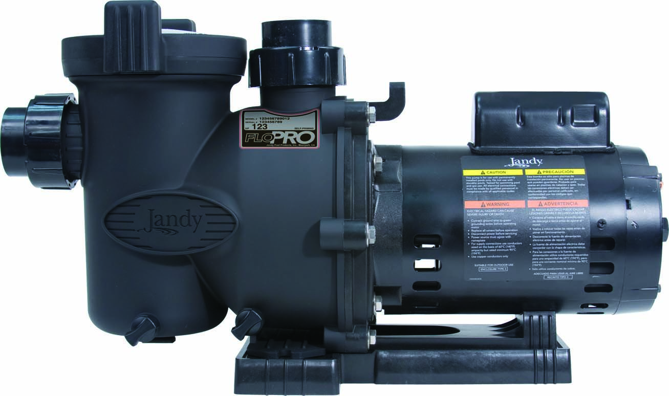 Jandy FloPro Pool Pump 2-Speed 1.5HP