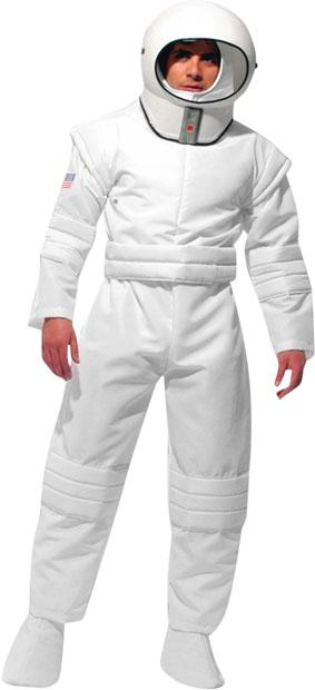 Adult Astronaut Theater Plus Size Costume