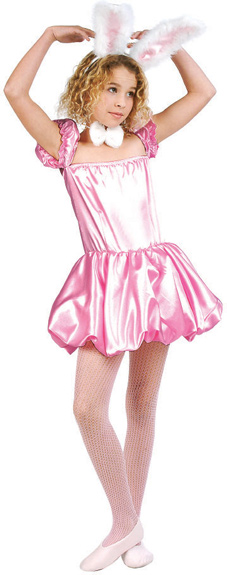 Child's Bunny Dress Costume