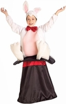 Child's Magic Hat Bunny Costume